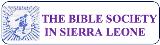 Sierra Leonean .Bible
